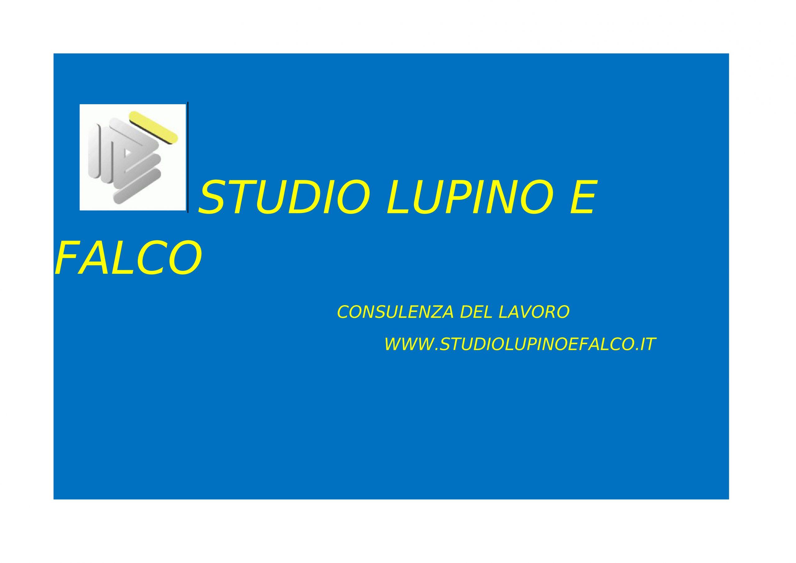 Studio Lupino e Falco